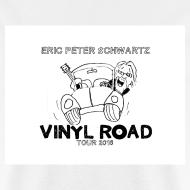 Design ~ Vinyl Road Tour 2016  T-shirt