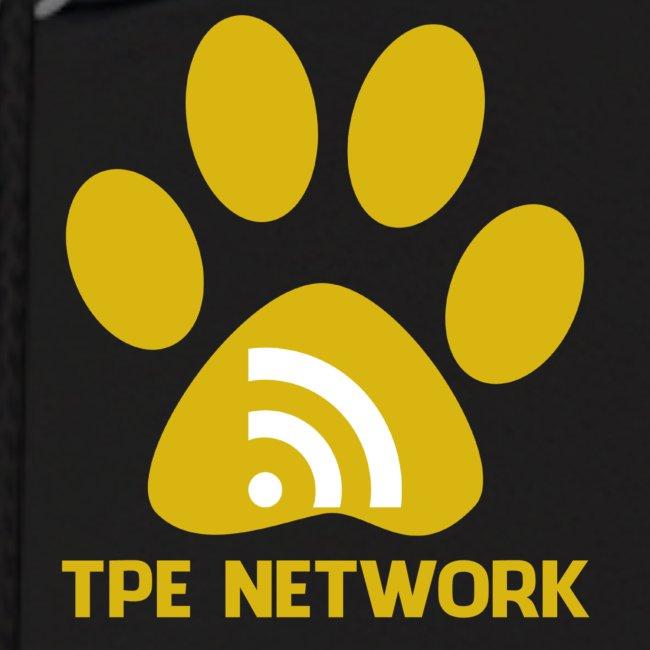 TPE Network Mens Hoodie