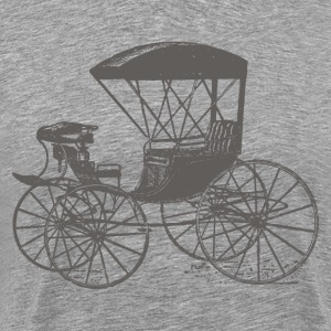 Antique transport vehicle T-Shirts - Men's Premium T-Shirt