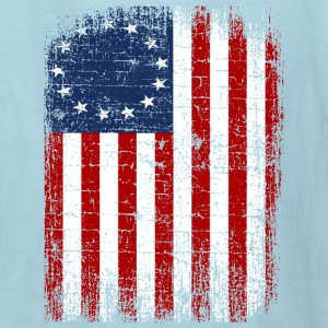 USA 13 Star 1776 Flag Kids' Shirts - Kids' T-Shirt