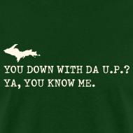 Design ~ You Down with Da U.P?