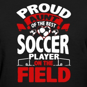 Soccer Player Shirt - Women's T-Shirt