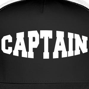 captain Sportswear - Trucker Cap