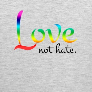 Love Not Hate Orlando Strong Love Wins Sportswear - Men's Premium Tank