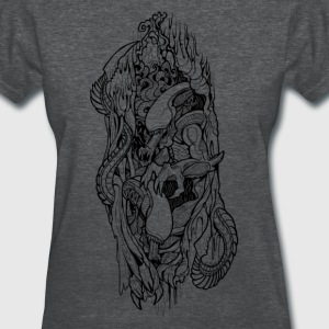 Aliens - Women's T-Shirt