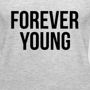 Forever Young SWAG Hipster Youth Dancer Hip Hop Tanks - Women's Premium Tank Top