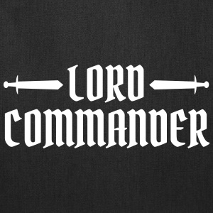 Lord Commander Bags & backpacks - Tote Bag