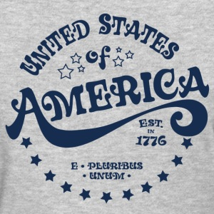 United States of America t-shirt  - Women's T-Shirt