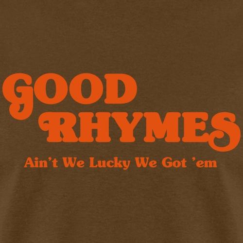 Good Rhymes
