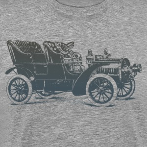 Vintage transport motor vehicle T-Shirts - Men's Premium T-Shirt