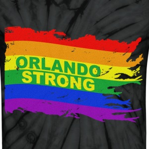 ORLANDO STRONG WAVE - Unisex Tie Dye T-Shirt