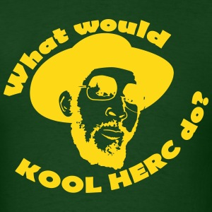 What would Kool Herc do? - Men's T-Shirt