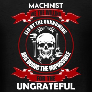 Machinist Shirt - Men's T-Shirt