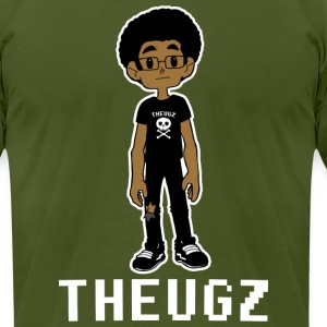 JAYTHEUG  - Men's T-Shirt by American Apparel