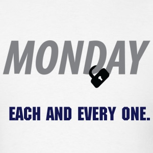 Dallas Monday Tee - Men's T-Shirt