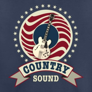 country sound - Toddler Premium T-Shirt