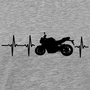 MY HEART BEATS FOR HORSE T-Shirts - Men's Premium T-Shirt
