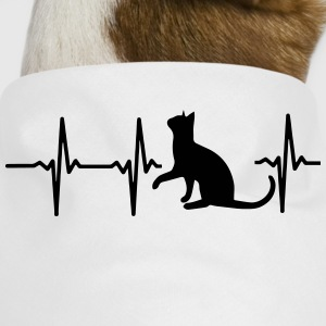 MY HEART BEATS FOR CATS Other - Dog Bandana