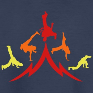animation capoeira group 12 Kids' Shirts - Kids' Premium T-Shirt