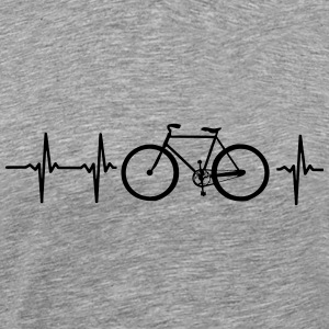 I LOVE MY BICYCLE! T-Shirts - Men's Premium T-Shirt