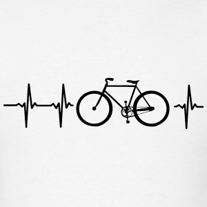 I LOVE MY BICYCLE! T-Shirts - Men's T-Shirt