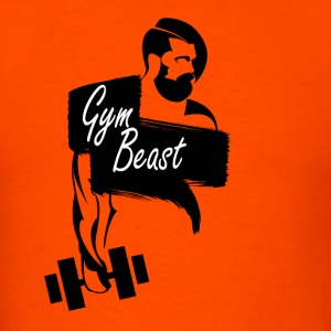 Gym Beast Fitness Men - Men's T-Shirt