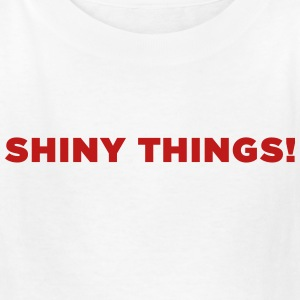 ADHD Humor Shiny Things! Kids' Shirts - Kids' T-Shirt
