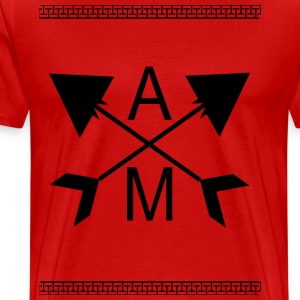 AM Flechas - Men's Premium T-Shirt