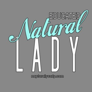 Educated Natural Lady