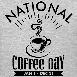 Vintage National Coffee Day Women's T-Shirts - Women's T-Shirt