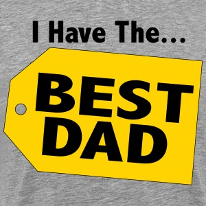 i have the best dad T-Shirts - Men's Premium T-Shirt