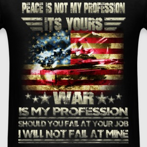Army - My Profession - Men's T-Shirt