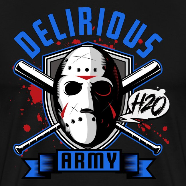 Men's Delirious Army - Premium