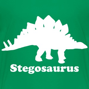 Custom Stegosaurus Dinosaur Baby & Toddler Shirts - Toddler Premium T-Shirt
