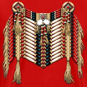 Native Breastplate 13 - Men's Premium T-Shirt