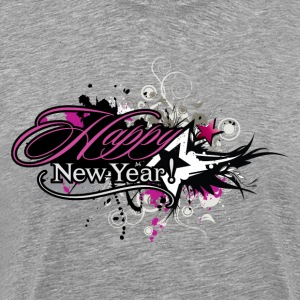 Happy new year trend decoration T-Shirts - Men's Premium T-Shirt