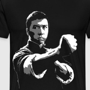 Donnie Yen - Men's Premium T-Shirt