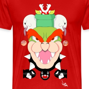 Twisted Vibe X Mario - Men's Premium T-Shirt