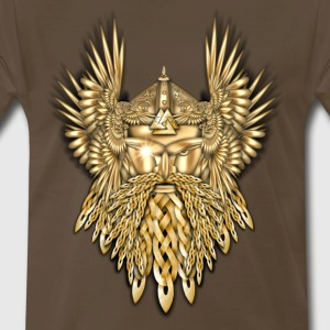 Norse All-Father Odin - Men's Premium T-Shirt