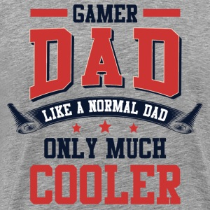 Gamer Dad T-Shirts - Men's Premium T-Shirt