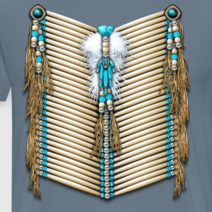 Native Breastplate 14 - Men's Premium T-Shirt