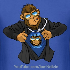 Neilzie Gaming Mens T-Shirt - Men's T-Shirt