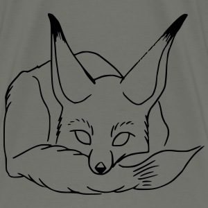 sleeping fox - Men's Premium T-Shirt