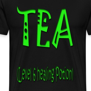 Tea level 6 healing potion - Men's Premium T-Shirt