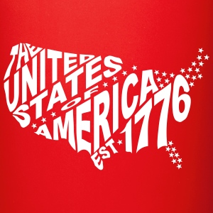 United States Est 1776 Mugs & Drinkware - Full Color Mug