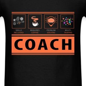 Coach - Multi tasking - Men's T-Shirt