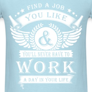 Lifestyle - Work - Men's T-Shirt