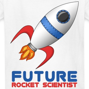 Future Rocket Scientist - Kids' T-Shirt