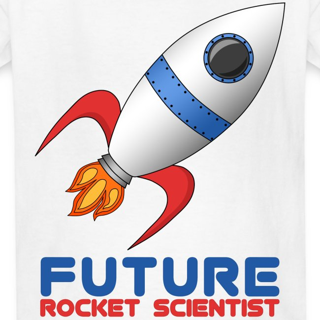 Artform Designs | Future Rocket Scientist - Kids T-Shirt