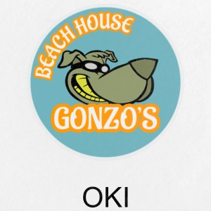 2 1/4  Gonzo Button - Large Buttons